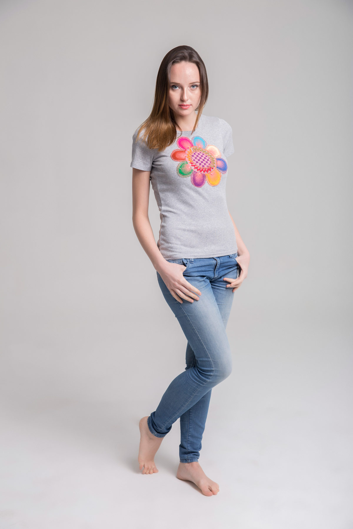 Women Eco-Friendly T-shirt